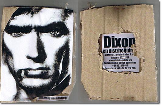 Exposición: Dixon en distritoQuinto