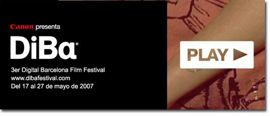 Diba - Digital Barcelona Film Festival