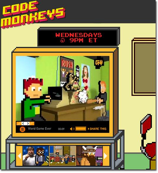 the code monkeys