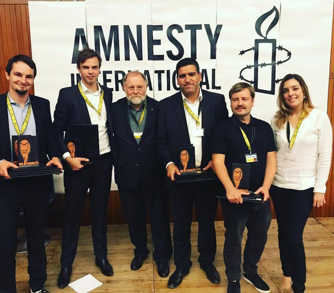 Marler Medienpreis Menschenrechte